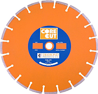 Heavy Duty Orange Masonry Blades
