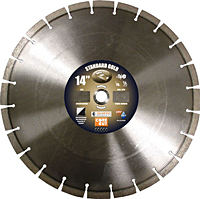 Standard Gold High Speed Diamond Blades