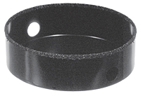 Carbide Grit Recessed Lighting Hole Saws