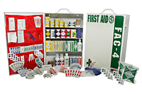 K206-152, Deluxe First Aid Kit