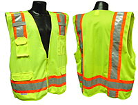 Radians SV46 Surveyor Class 2 Breakaway Vests