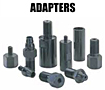 Adapters for Dry Diamond Core Bits