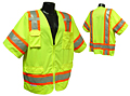 Radians SV63 Two Tone Surveyor Class 3 Vests