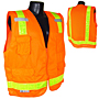 Radians SV7P Surveyor Prismatic Class 2 Vests
